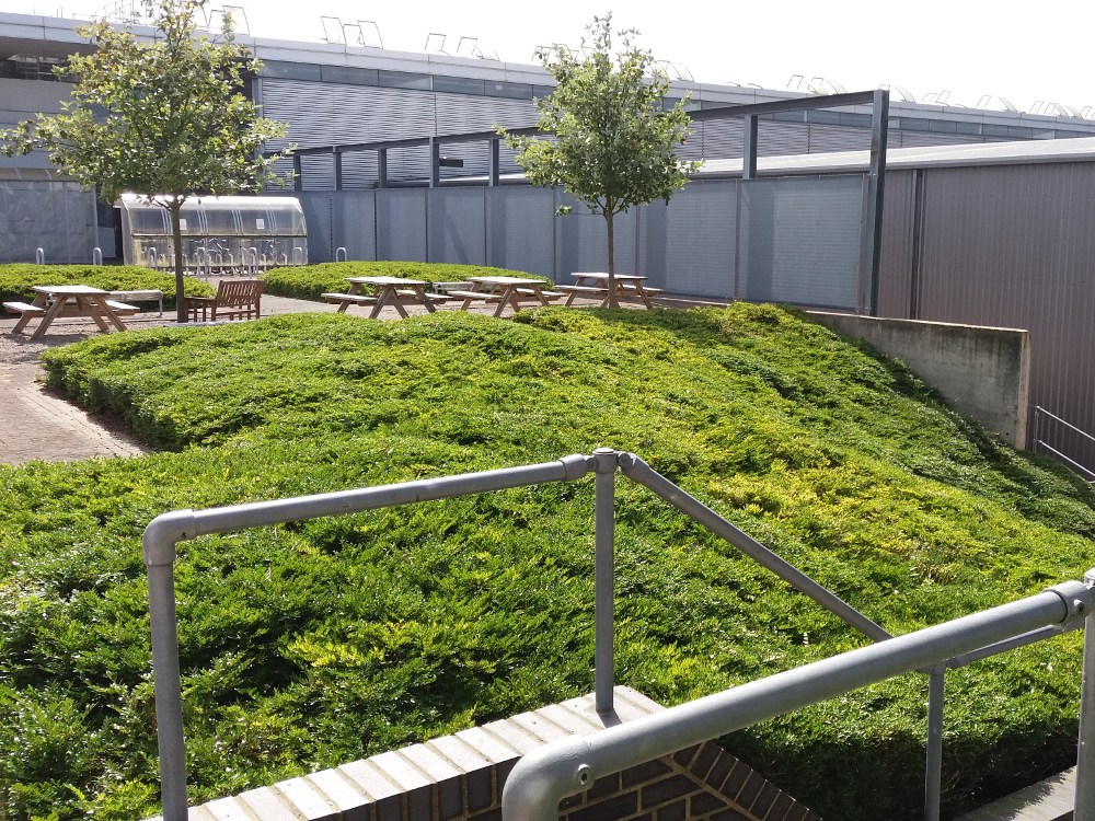 Exterior Facilities Management Amenity Area Kent