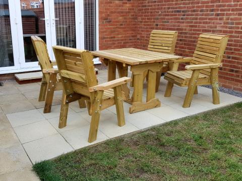 new build home patio extension kent